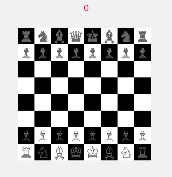 tablero juegos ajedrez